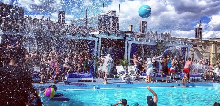 Best Pool Parties in the World