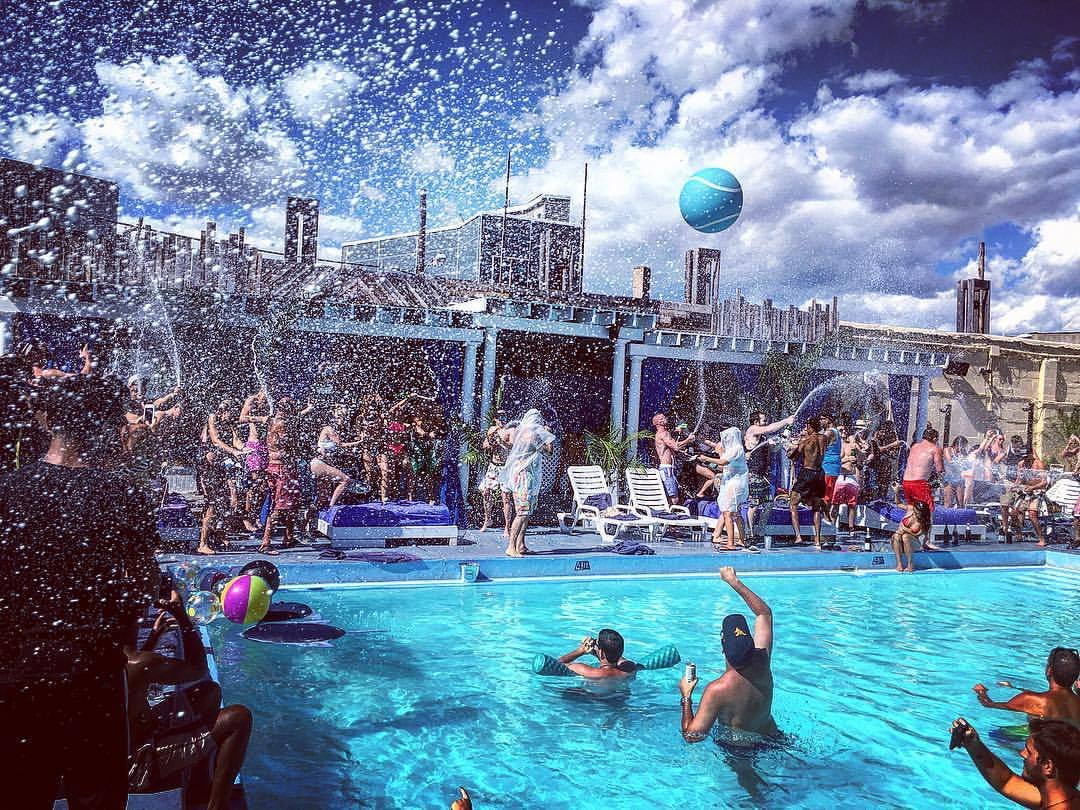 The best pool parties in the world you 39 ll want to attend - How to make a pool party ...